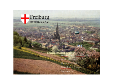 Tourism in Freiburg