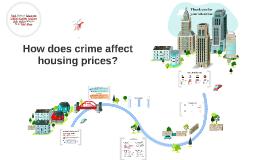 Com afecta el crim al preu de l'habitatge?