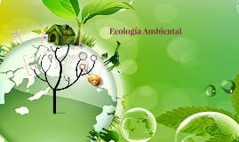 Ecología Ambiental