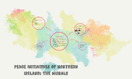 Peace Initiatives of Northern Ireland: The murals