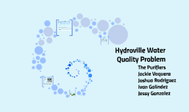 Hydroville Water Quality Problem