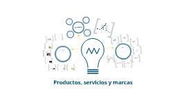 Copy of Productos,servicios y marcas