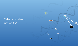 Talent, not resume