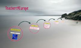 Teachers4Europe (T4E)