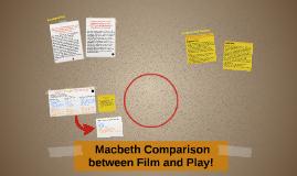 macbeth film comparison essay