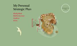 Personal Strategic Plan