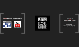 Sumate al United Gospel Choir!!!