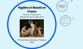 Hygiène et Beauté en France