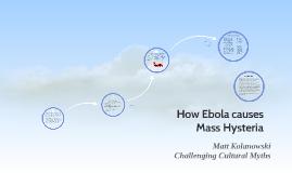 How Ebola causes