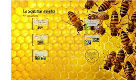 La population d'abeilles