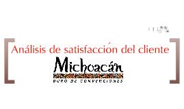 Análisis de satisfacción al cliente