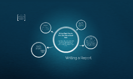 Writing a Report: News for Print, Web, Radio, and Social Med