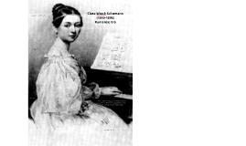 Clara Weick Schumann