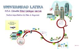 Copy of Plan de Negocios modelo 02