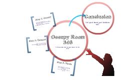 Plan Agnes/Occupy Room 308