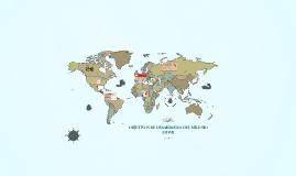 OBJETIVOS DE DESARROLLO DEL MILENIO (ODM)