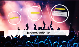 Entrepreneurship Club