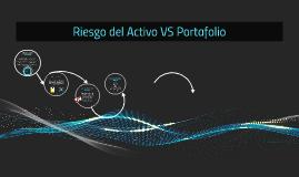 Copy of Riesgo del Activo VS Portafolio