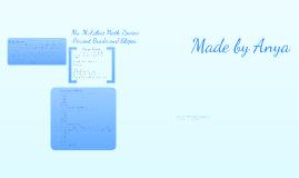 Ms. McKelvie Math Quiz Review Guide