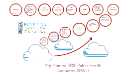 Copy of My Plan for EPSF Public Health Committee 2013-14