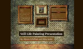 Still Life Painting Presentation