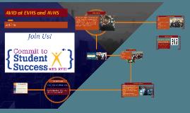 AVID at EVHS and AVHS