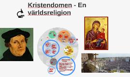 Kristendomen - En världsreligion