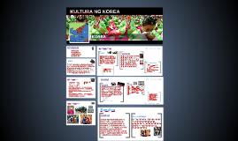 KULTURA NG KOREA
