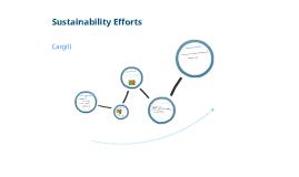 Cargill - Sustainability