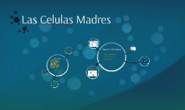 Las Celulas Madres