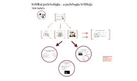 Kritikai pszichológia -  a pszichológia kritikája