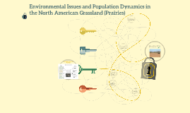 Environmental Issues and Population Dynamics in the North Am