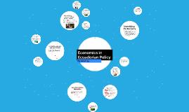 Economics in Ecuadorian Policy