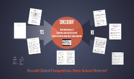 Should Global Competition Steer School Reform?