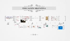 EDUCACIÓN ARGENTINA