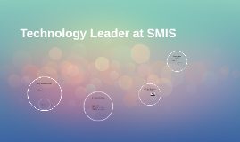 Technology Leader at SMIS