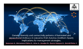 Genetic diversity and connectivity patterns of harvested and