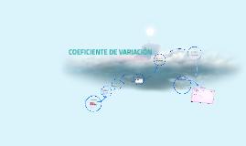 Copy of COEFICIENTE DE VARIACIÓN