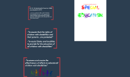 Special Education and Differentiation