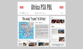 Africa PSA PBL