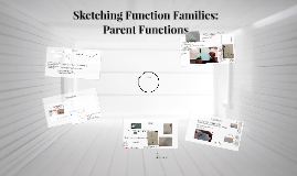 Sketching Function Families: Parent Functions