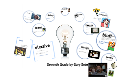 "Copy of Copy of ""Seventh Grade"" by Gary Soto Vocabulary"