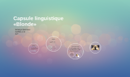 Capsule linguistique