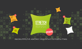 STRETCH 2016 Opening