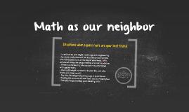 Math Extension