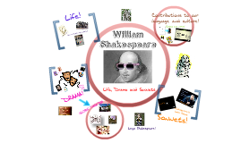 The Life and Accomplishments of William Shakespeare!