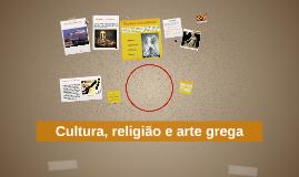 Cultura religião e arte grega