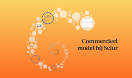 Commercieel model bij Selor