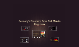 Economic Success