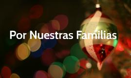 Por nuestras familias